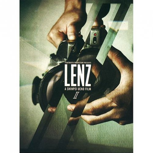 TIGHTBOOTH PRODUCTION「LENZ 2」(SKATEBOARD DVD)