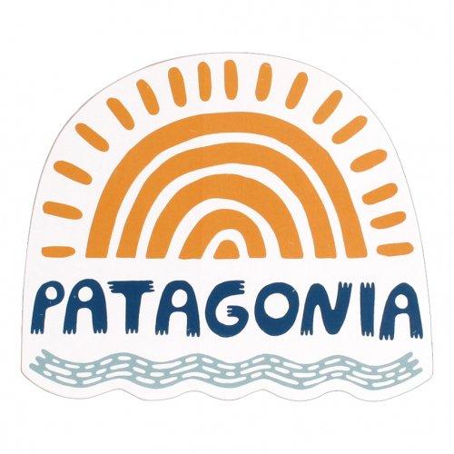 PATAGONIA ( パタゴニア ) ステッカー NO DUMS STICKER (92134)
