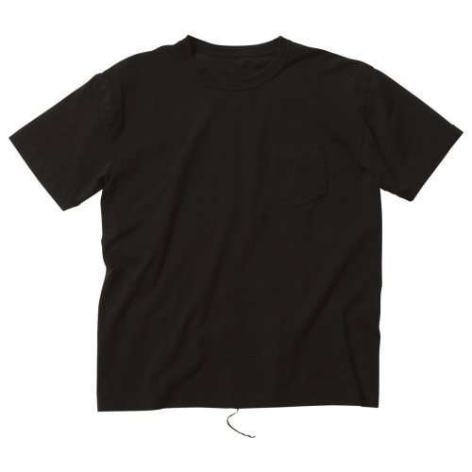 MAGIC NUMBER ( マジックナンバー ) Tシャツ US COTTON MGNB POCKET TEE ( BLACK )