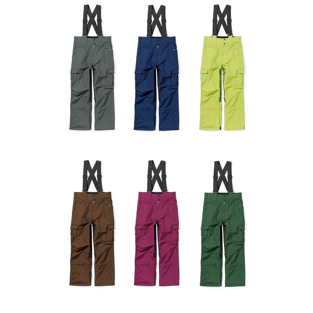GREENCLOTHING ( グリーンクロージング ) 20-21 予約商品 MOVEMENT PANTS