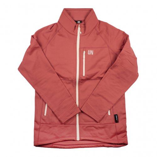UN ( ユーエヌ ) NEW UN3000 FREECE JACKET ( RED )
