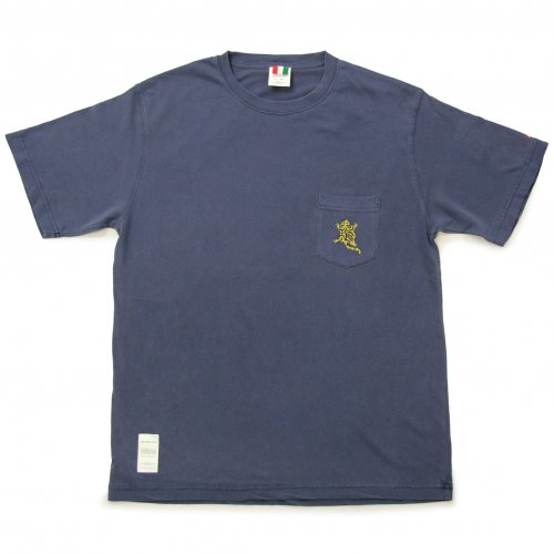 LIBE ( ライブ ) Tシャツ TATOO-1 WASHED POCKET TEE 19S05