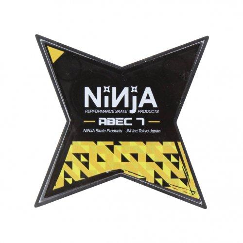 NINJA (ニンジャ) ベアリング ABEC7 スタータイプ (グリース・8個入り)