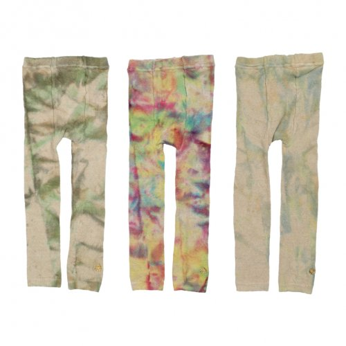 GOHEMP ( ゴーヘンプ ) PLAY DYE 3/4 LEGGINGS GHC4935PYD