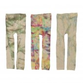 GOHEMP (ゴーヘンプ) PLAY DYE 3/4 LEGGINGS GHC4935PYD