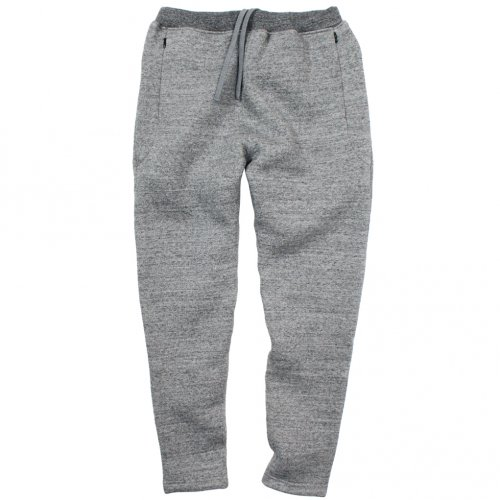 RULEZPEEPS (ルールズピープス) LADY'S SMILE WOOL JOGGER 14G (CHARCOAL GRAY) 18RZ0051