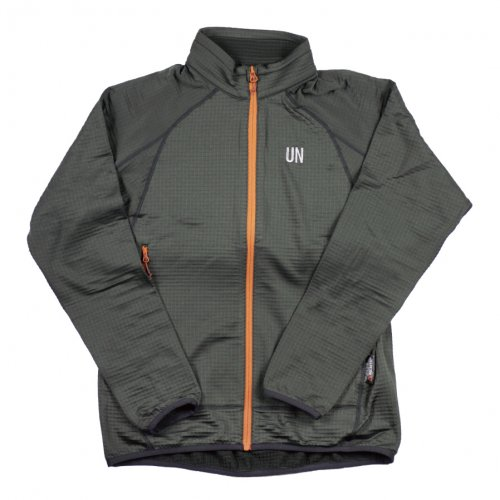 UN ( ユーエヌ ) NEW UN2000 FREECE JACKET ( CHARCOAL )