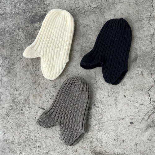 RULEZPEEPS (ルールズピープス) SMILE WOOL BEANIE SOUTH