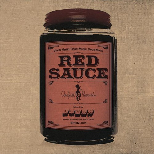 Soulpot Records「RED SAUCE」/DJ 旗本退屈男 (MIX CD)