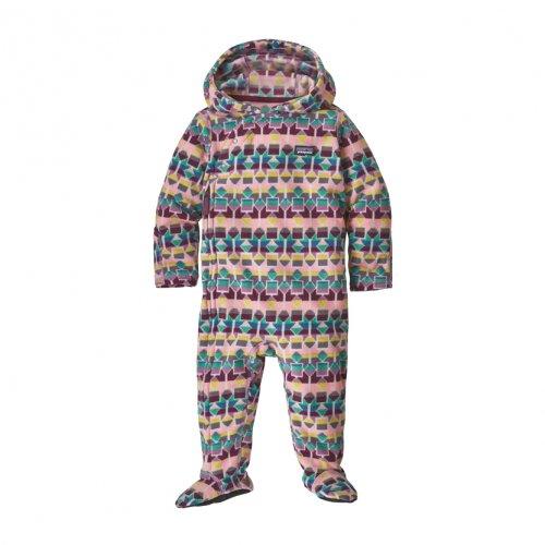 PATAGONIA ( パタゴニア ) ロンパース INFANT MICRO D BUNTING ( CMPE ) 60175
