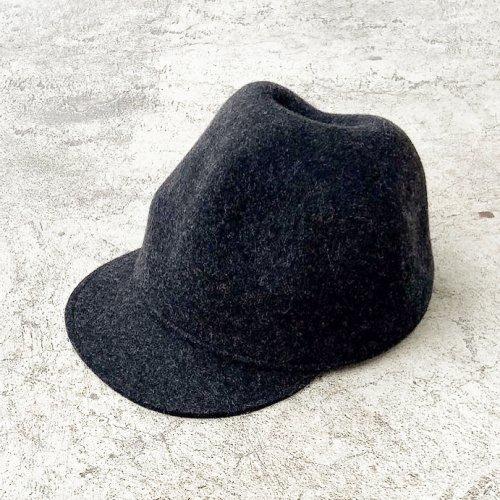 MOUN TEN. ( マウンテン ) キャップ MOUNTAIN CAP ( CHARCOAL ) MT182029