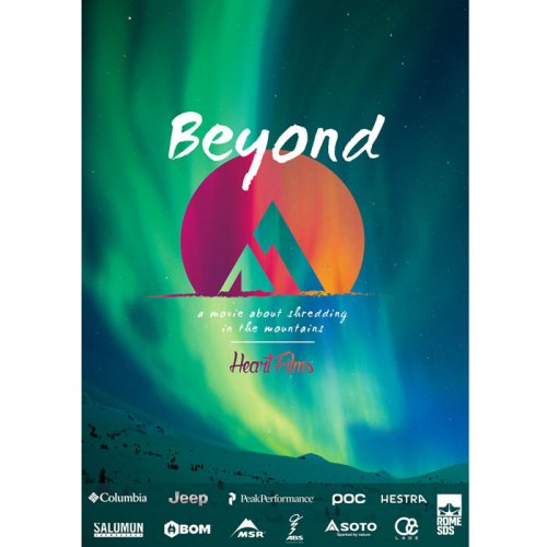 HEART FILMS 「Beyond」 ( SNOWBOARD DVD )