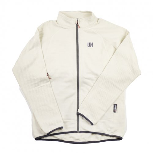 UN ( ユーエヌ ) NEW UN2000 FREECE JACKET ( CREAM )