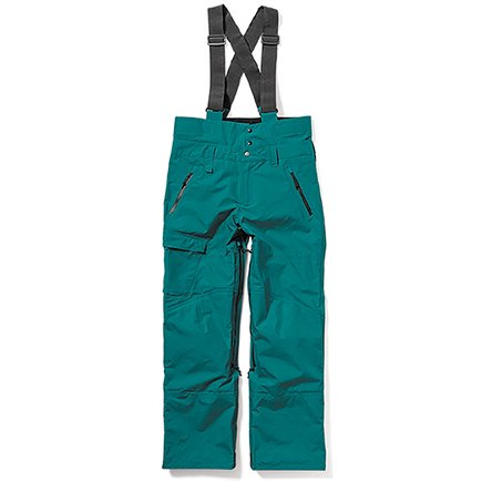GREENCLOTHING ( グリーンクロージング ) 20-21 MOVEMENT PANTS ( TEAL GREEN )