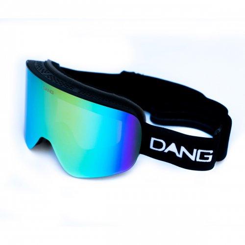 DANG SHADES ( ダンシェイディーズ ) 19-20 TWENTY20 (BLACK x CLASSIC FIRE MIRROR)
