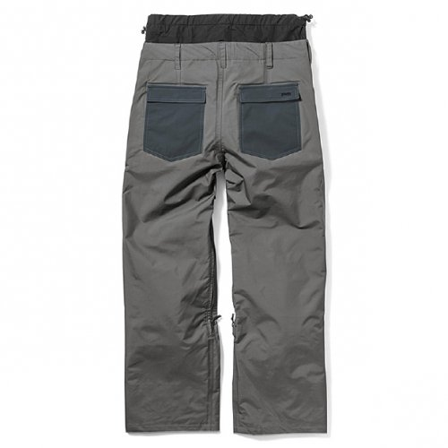 GREENCLOTHING ( グリーンクロージング ) 19-20 WORK PANTS ( CASSIS×D-PURPLE )