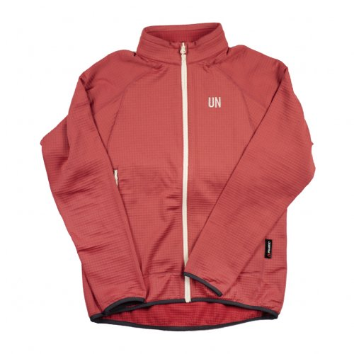 UN ( ユーエヌ ) NEW UN2000 FREECE JACKET ( RED )