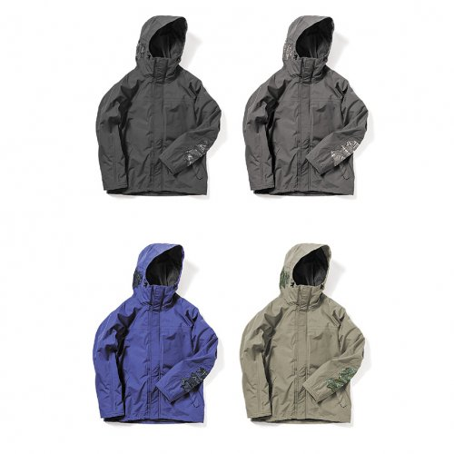 GREENCLOTHING (グリーンクロージング) 17-18 早期予約受付 FREE PW JACKET