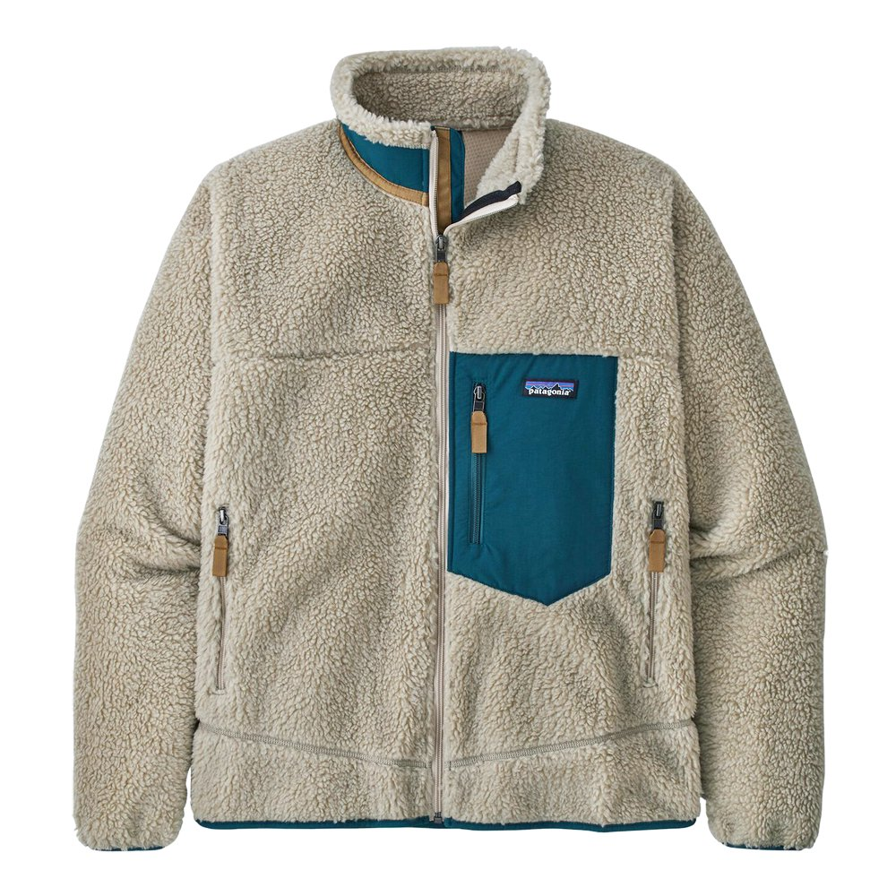 PATAGONIA ( パタゴニア ) ジャケット MEN'S CLASSIC RETRO-X JACKET (NATURAL) 23056