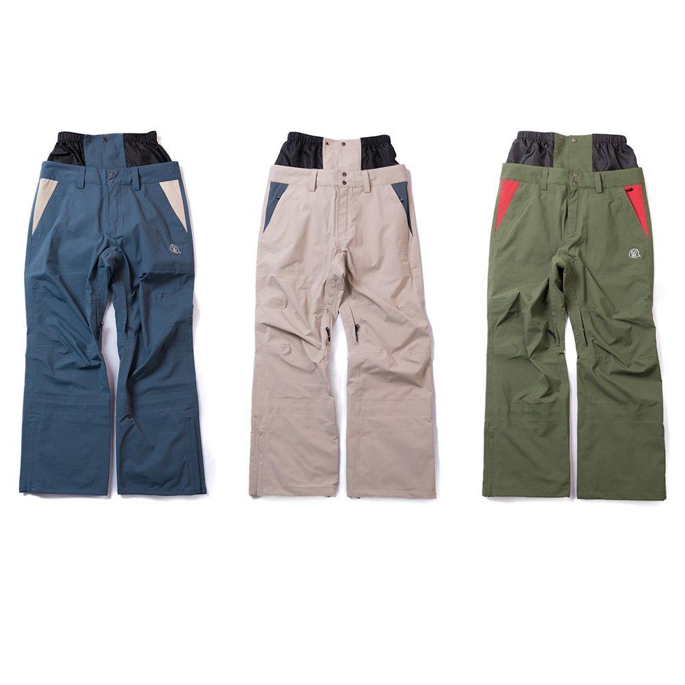 UNFUDGE ( アンファッジ ) 21-22 予約商品 DRAGGING PANTS