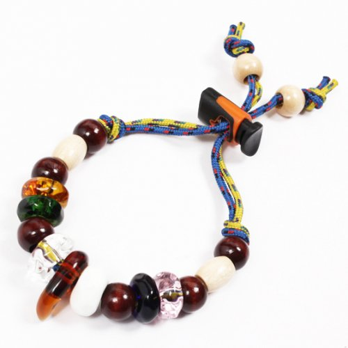GOHEMP (ゴーヘンプ)×DRAGON PIPE OUTDOOR BRACELET (BLUE) ブレスレット GHG0465DRA