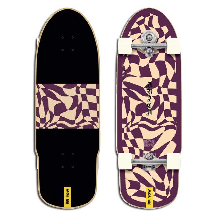 YOW SURF SKATE ( ヤウサーフスケート ) ARICA