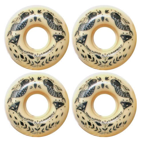 POLAR SKATE CO. (ポーラー) ウィール FILL LOGO WHEEL 53mm