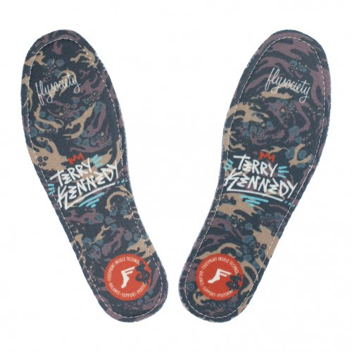 FP INSOLE ( エフピーインソール ) KING FOAM GOLD INSOLES 90% IMPACT (TERRY KENNEDY)
