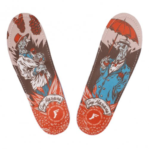 FP INSOLE ( エフピーインソール ) KING FOAM ORTHOTIC INSOLES 95% IMPACT (GUY MARIANO)