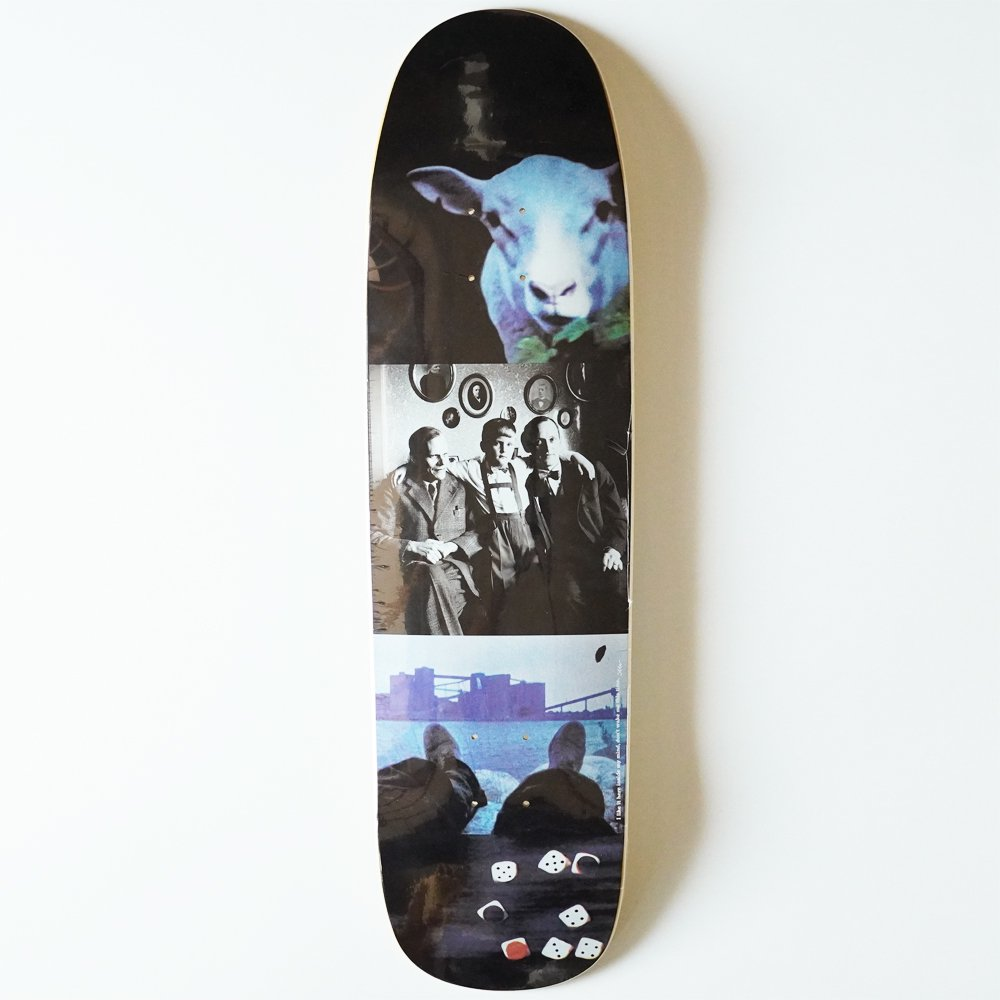 POLAR SKATE CO. ( ポーラー ) デッキ TEAM - I LIKE IT HERE…SHEEP IN MOTION ( P9 SHAPE / 8.625 )