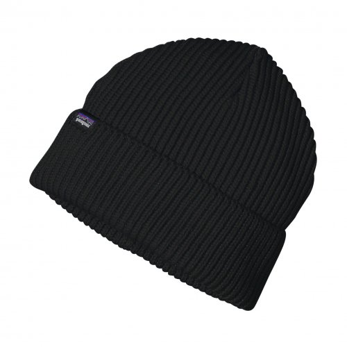 PATAGONIA ( パタゴニア ) ビーニー FISHERMAN'S ROLLED BEANIE ( BLACK ) 29105