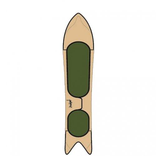 GENTEMSTICK ( ゲンテンスティック ) ソールガード ( BARRACUDA, BARRACUDA HP用 )