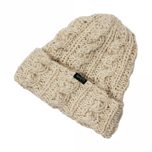 GOHEMP (ゴーヘンプ) MIX CABLE WATCH CAP (IVORY) GHG0414HPH