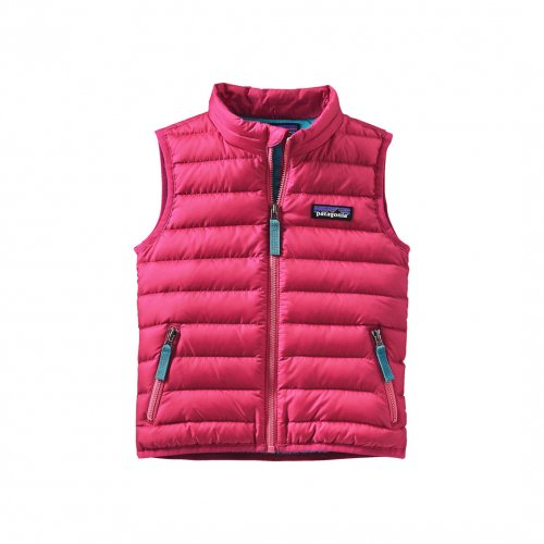 [30%OFF] PATAGONIA ( パタゴニア ) BABY DOWN SWEATER VEST (MAGIC PINK) 60507
