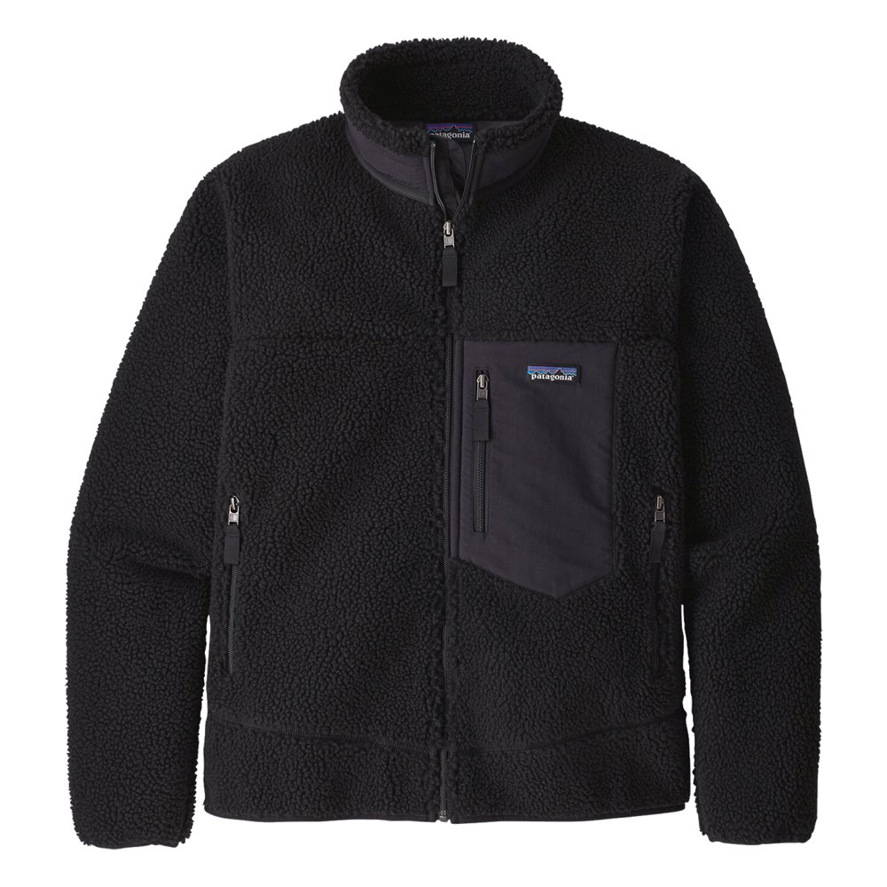 PATAGONIA ( パタゴニア ) ジャケット MEN'S CLASSIC RETRO-X JACKET ( BLACK ) 23056