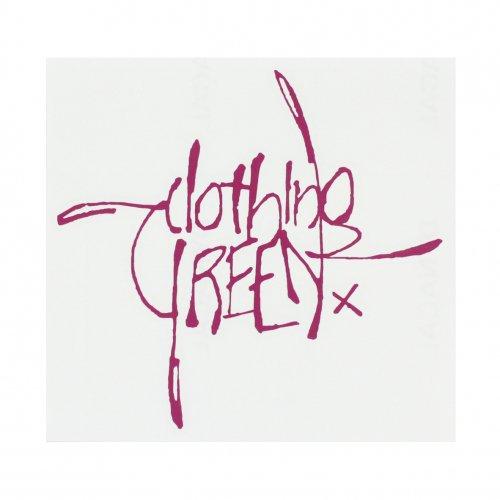 GREENCLOTHING ( グリーンクロージング ) GRIFF ダイカット ステッカー