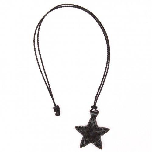 OJAGA DESIGN ( オジャガデザイン ) ネックレス PYXIS (BLACK)