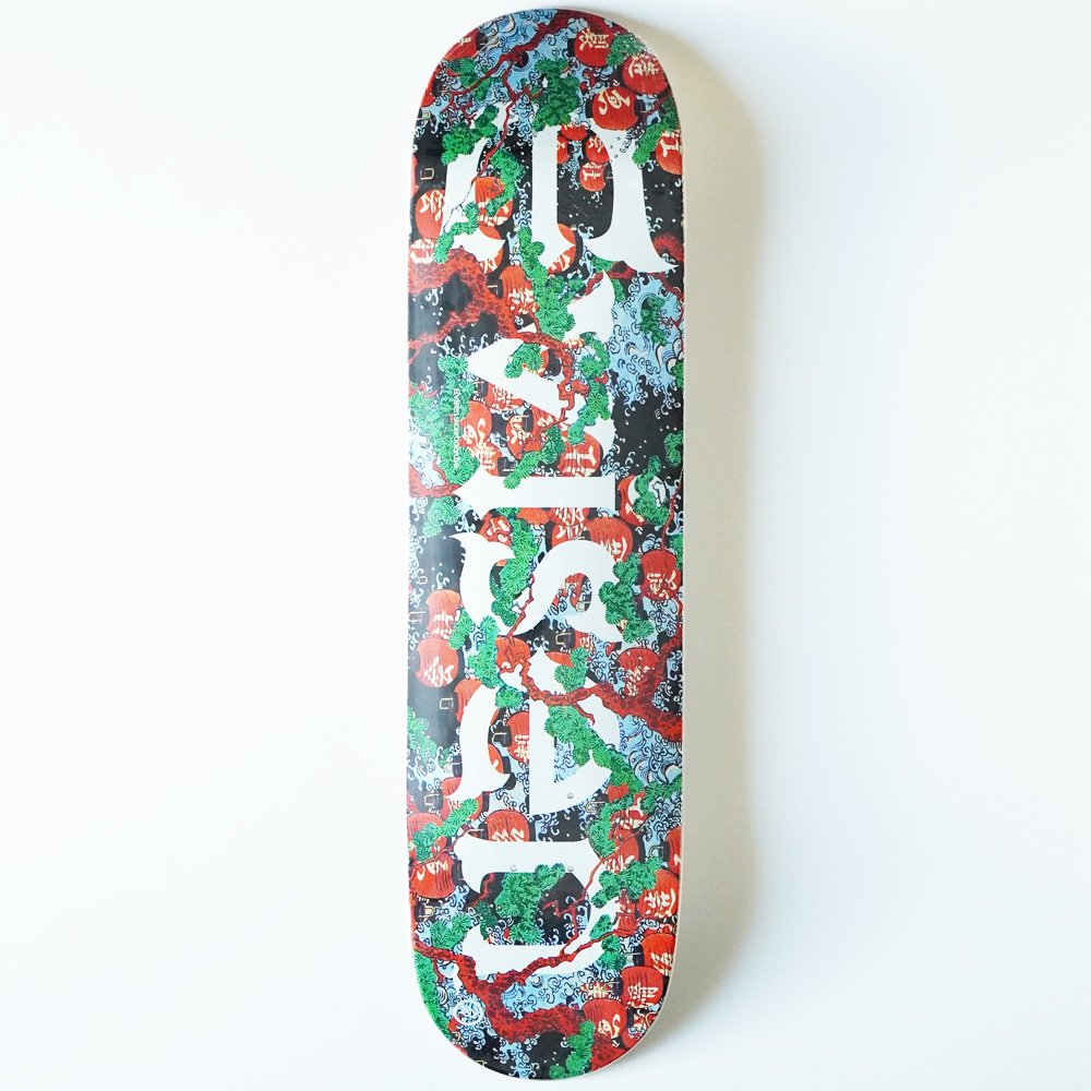EVISEN SKATEBOARDS ( エビセン スケートボード ) デッキ TEAM BONCHOUWAVE MEDIUM CONCAVE ( 8.0 )