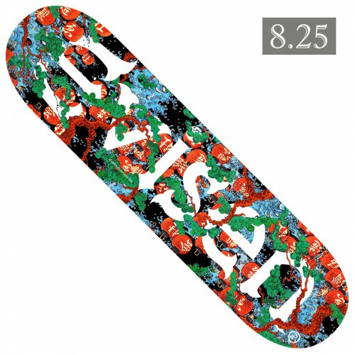 EVISEN SKATEBOARDS ( エビセン スケートボード ) デッキ TEAM BONCHOUWAVE MEDIUM CONCAVE ( 8.25 )