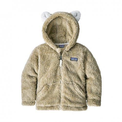 PATAGONIA ( パタゴニア ) ベビージャケット BABY FURRY FRIENDS HOODY (ELKH) 61155
