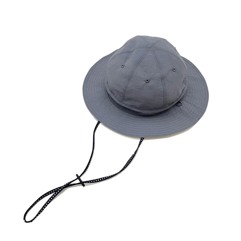 MOUN TEN. ( マウンテン ) リバーシブルハット REVERSIBLE ADVENTURE HAT ( BEIGE / TERRACOTTA ) MT201034-a