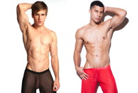 N2N Bodywear Sheerシリーズ