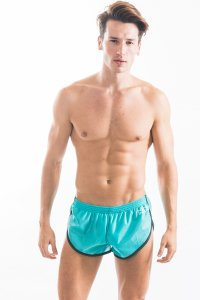 N2N Bodywear Euro Split Short ショートパンツ ES2 (宅配商品)*<img class='new_mark_img2' src='https://img.shop-pro.jp/img/new/icons20.gif' style='border:none;display:inline;margin:0px;padding:0px;width:auto;' />