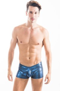 N2N Bodywear Liquid Skin Shorts ショートパンツ B3 (宅配商品)*