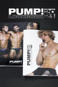 宅配便ご利用プレゼント「 PUMP パンプ! 2020年カレンダー」 (宅配商品)