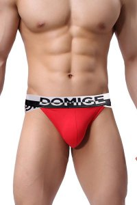 DomiGe Low Rise Wide Waistband Brief ブリーフ 5349<img class='new_mark_img2' src='https://img.shop-pro.jp/img/new/icons13.gif' style='border:none;display:inline;margin:0px;padding:0px;width:auto;' />