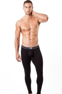 N2N Bodywear Cotton ロングパンツ UN9*<img class='new_mark_img2' src='https://img.shop-pro.jp/img/new/icons20.gif' style='border:none;display:inline;margin:0px;padding:0px;width:auto;' />