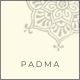 PADMA ーバリ島より大人の普段着、ラウンジウェア、ヨガウェアー