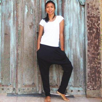 Padma Sarrouel Pants black