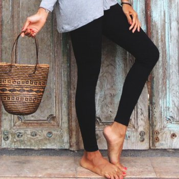 Leggings Long black